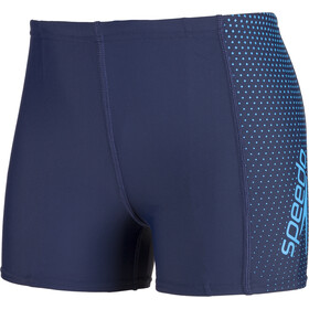 speedo Gala Logo Panel Aquashorts Jungen navy/blue